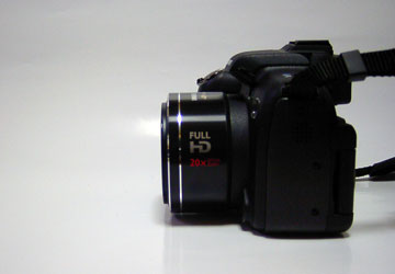 キヤノン「PowerShot SX1 IS」13
