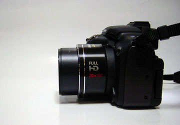 キヤノン「PowerShot SX1 IS」14