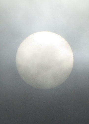 闇を切り裂く太陽の写真(Photos of the sun cuts through the darkness)18