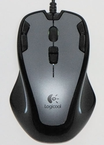 Logicool「Gaming Mouse G300」1