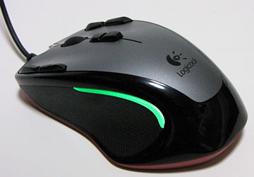 Logicool「Gaming Mouse G300」13