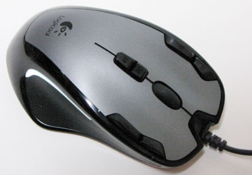 Logicool「Gaming Mouse G300」23